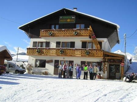 Plein Soleil hotel-boarding house