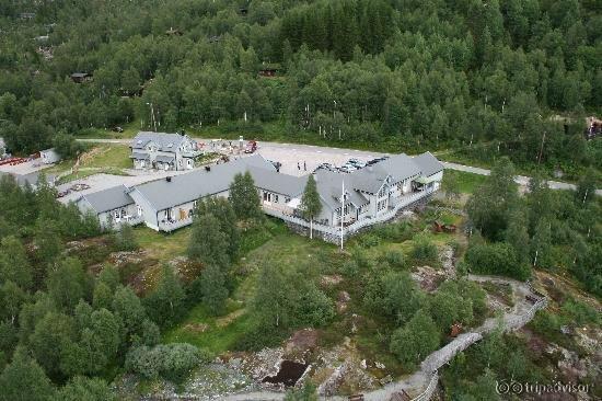 Ljosland Fjellstove