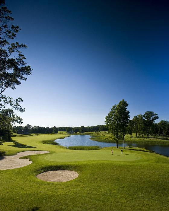 Golf course at Shanty Creek Resort - Cedar River