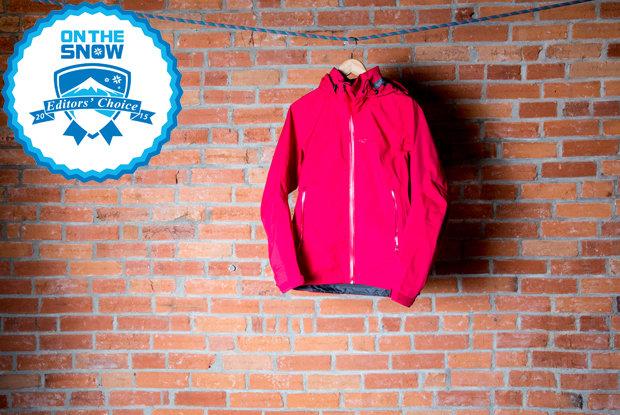 2015 women's Editors' Choice jackets: Arc'teryx Ravenna Jacket - © Liam Doran