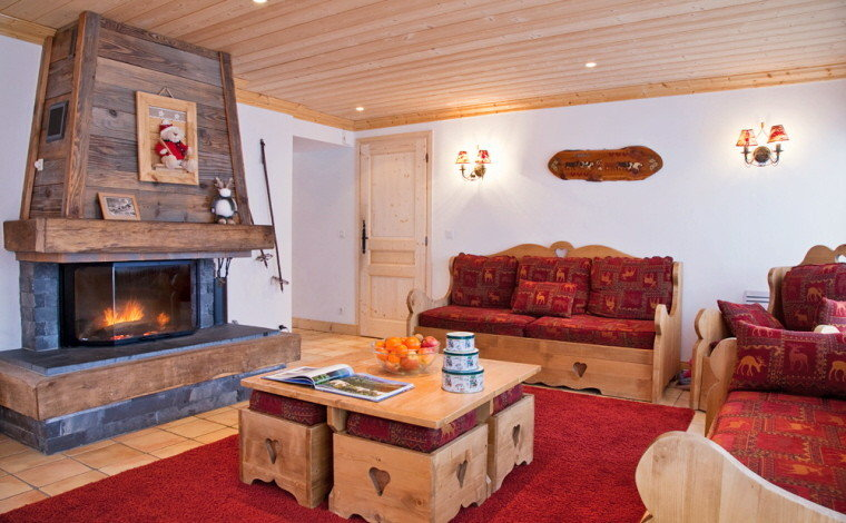 Grand Chalet Mouflon, Les Gets - © Chalet Grand Mouflon