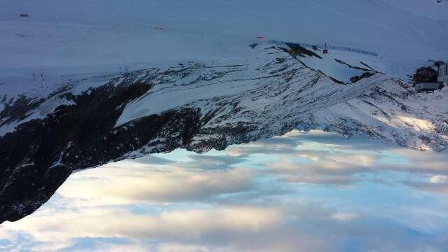 Stage sur Glacier