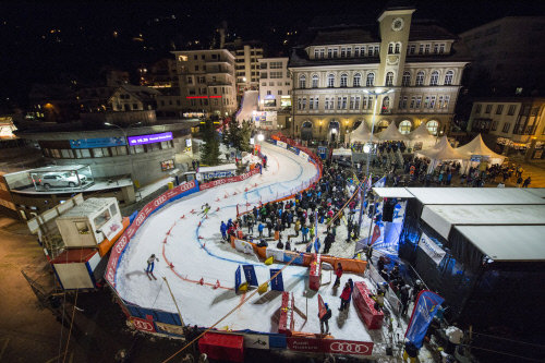 St. Moritz City Race - © swiss-image.ch/Giancarlo Cattaneo