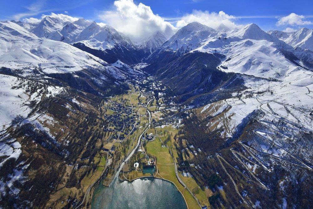 La Vallée de Luron - © JN HERRANZ / Maison de Peyragudes