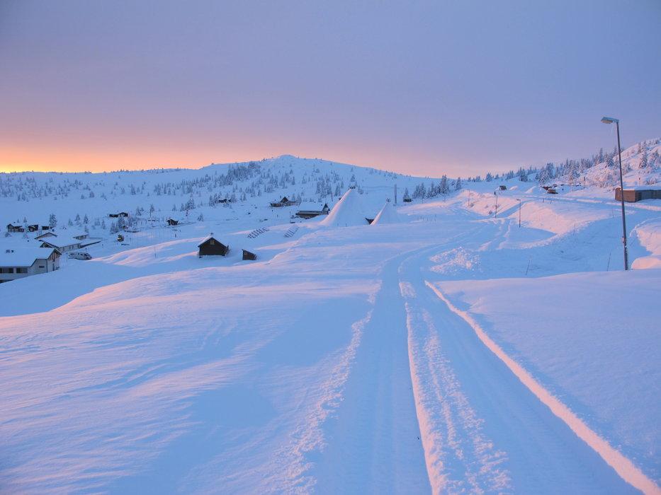 Storefjell er klare for vinter og skiturisme