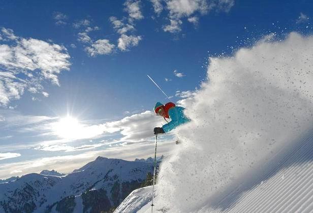 Neve tutto compreso in Val di Fiemme - © Riccardo Agosti
