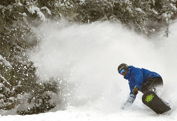 Experience powder this winter, Purgatory style! - ©Durango Mountain Resort
