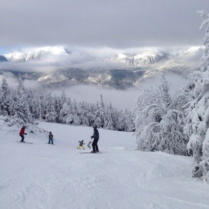Another great day on Wildcat.