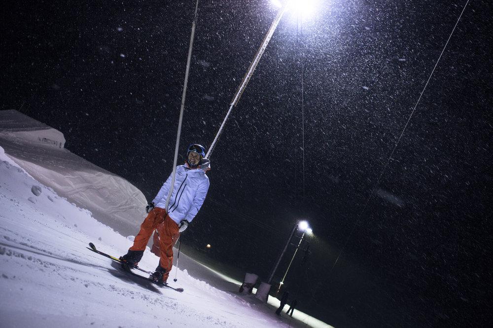 Jon Olsson på vei opp - © Lasse Nyhaugen/Field Productions
