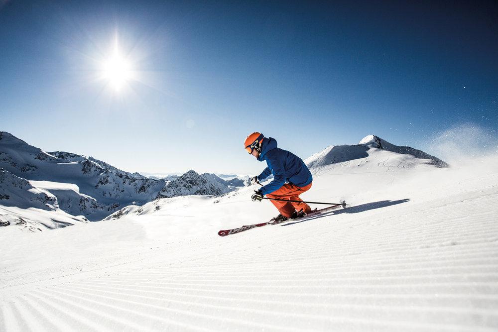 Ghiacciaio Stubai - © Tourismusverband Stubai Tirol | Christoph Schoech