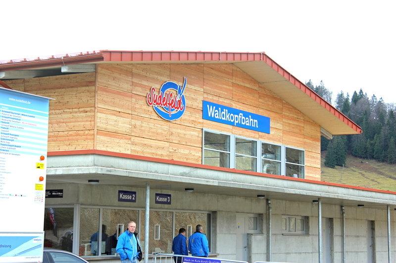 Eröffnung der neuen Waldkopfbahn am Sudelfeld - © Bergbahnen Sudelfeld - Rüdiger Langanke