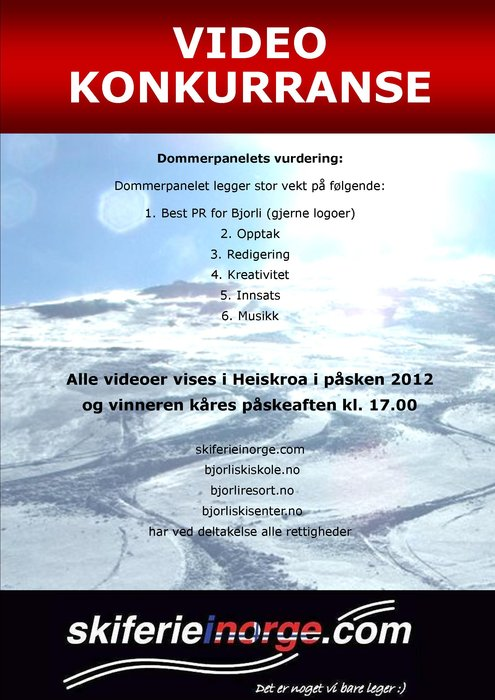 Bjorli - © help2cad.dk @ Skiinfo Lounge