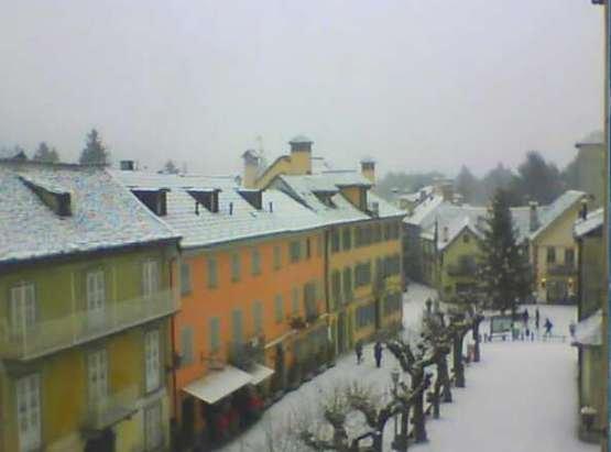 Nevicata del 27 dicembre 2014 in poche ore di neve,  12 cm