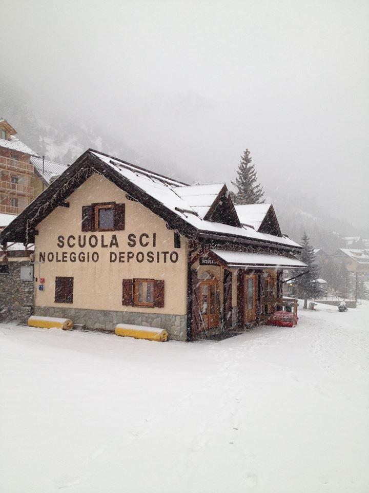 Claviere Jan. 16, 2015 - ©Scuola Sci Claviere