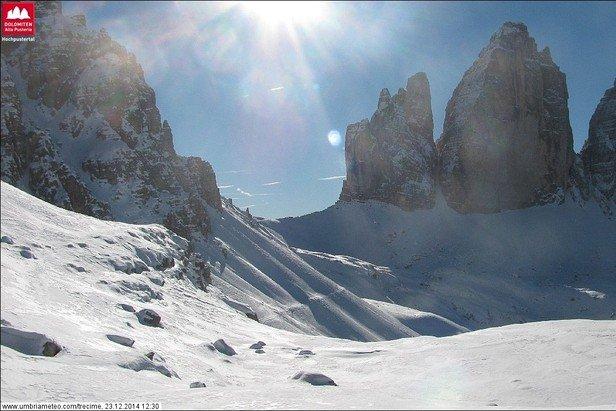 Alta Pusteria, 23 dic 2014