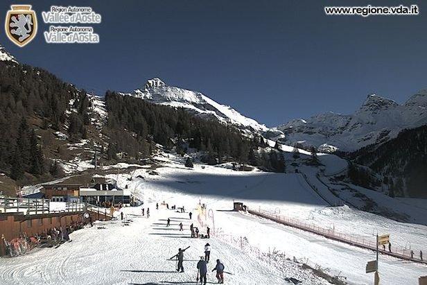 Champoluc, 23 dic 2014 - © Monterosa Ski