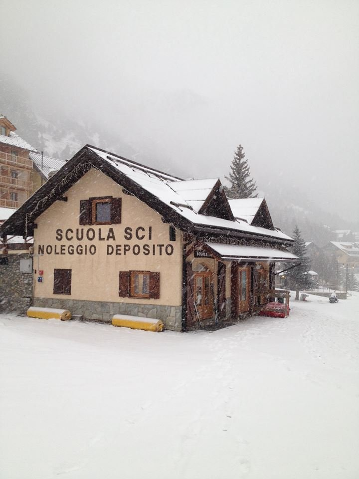 Claviere Jan. 16, 2015 - © Scuola Sci Claviere
