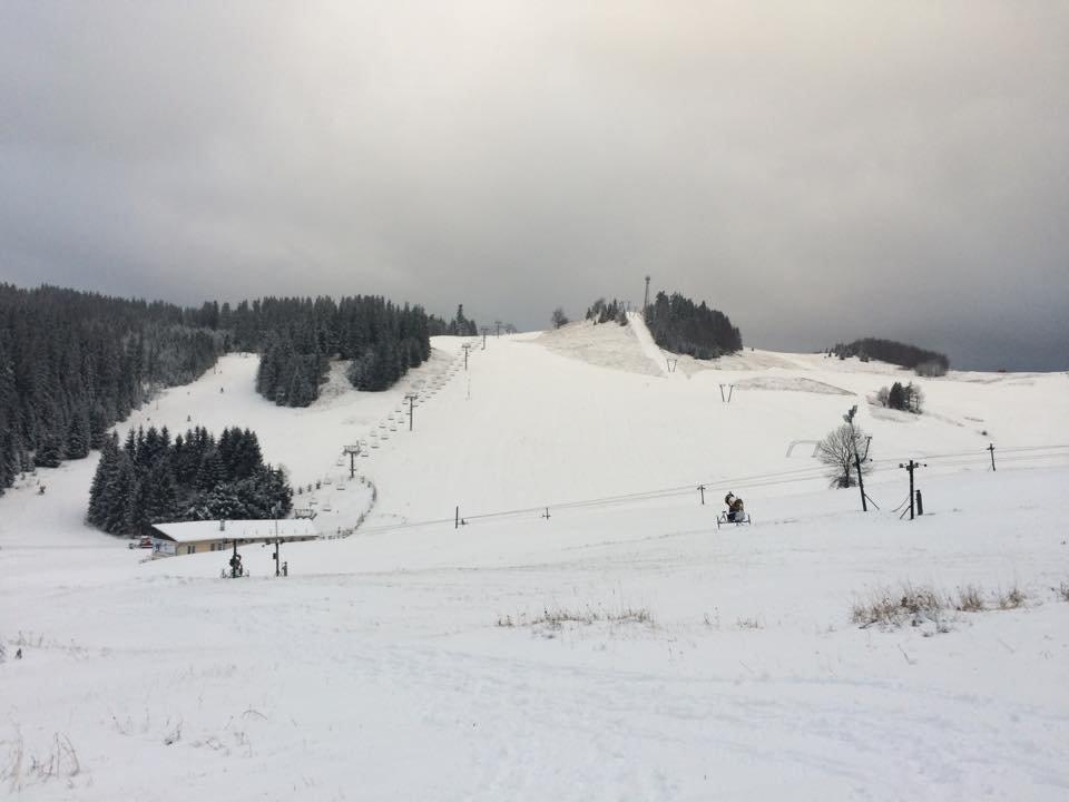 PARK SNOW Donovaly, čerstvý sneh 12.12.2014 - © PARK SNOW Donovaly
