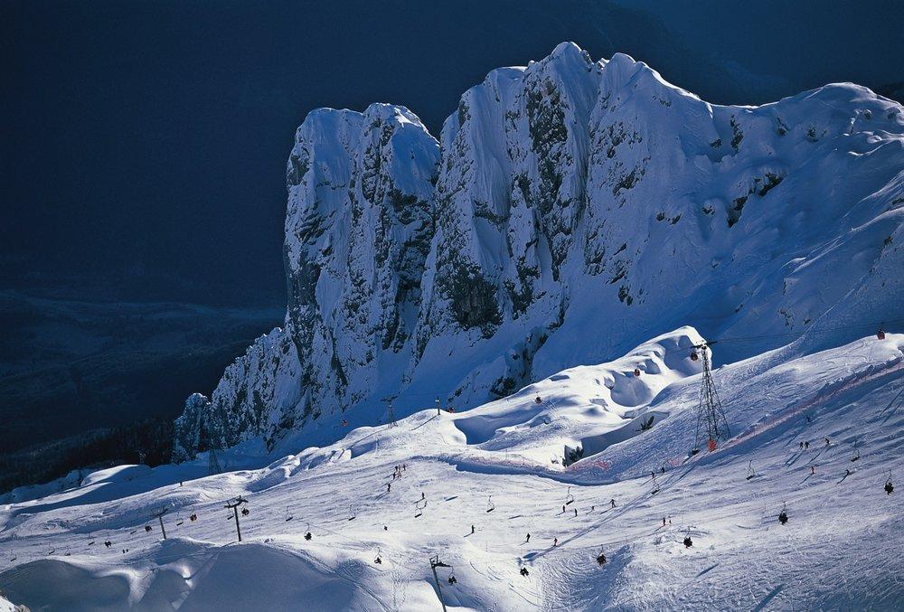 Ski Centre Kanin - © B. Kladnik