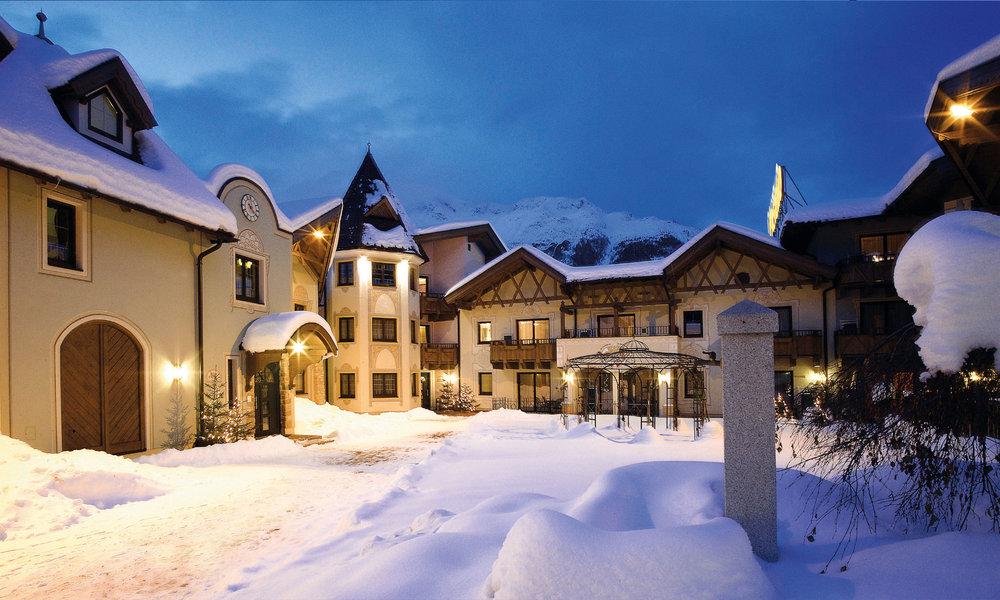 Hotel Castello Falkner