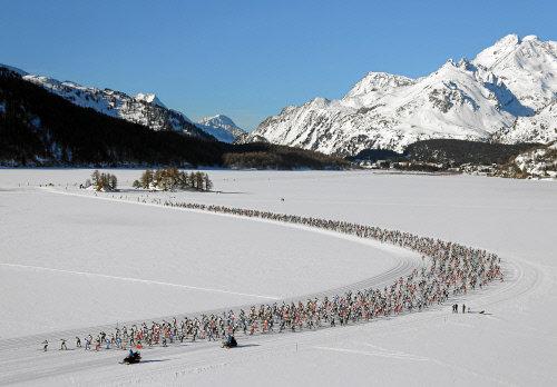 Engadin St. Moritz - swiss-image.ch/Remy Steinegger - © 47. Engadin Skimarathon