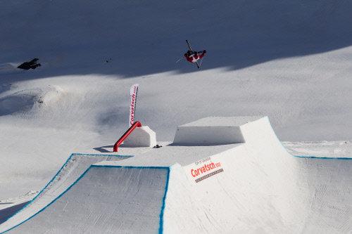 Engadin St. Moritz swiss-image.ch/Roman Lachner - © Freeski World Cup Corvatsch