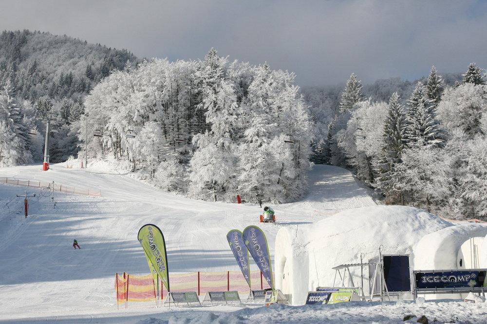 Ski resort Králiky, Slovakia - © Ski Králiky