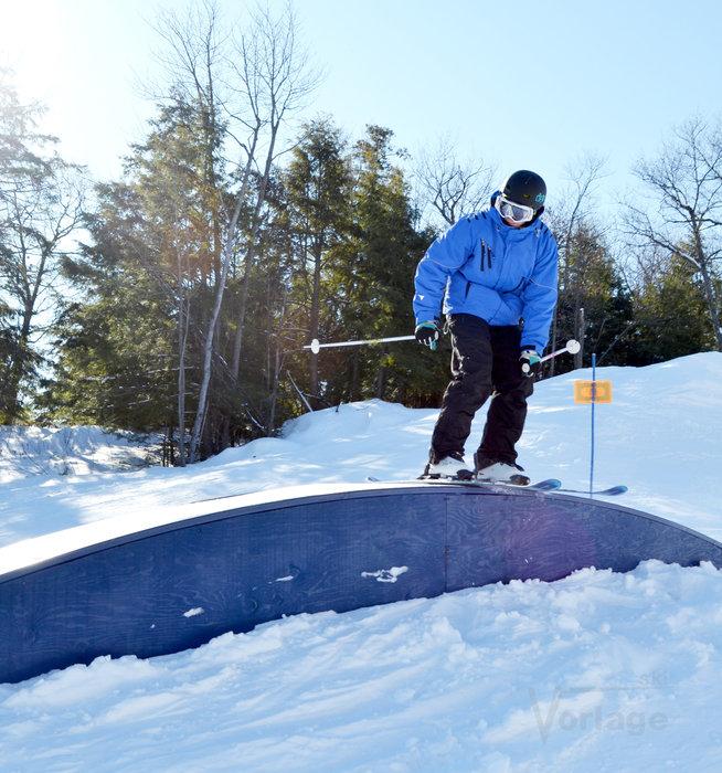 Ski Vorlage - © Ski Vorlage