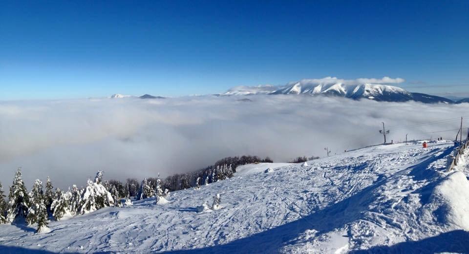Heerlijk weer in de alpen. - © PARK SNOW Donovaly Facebook