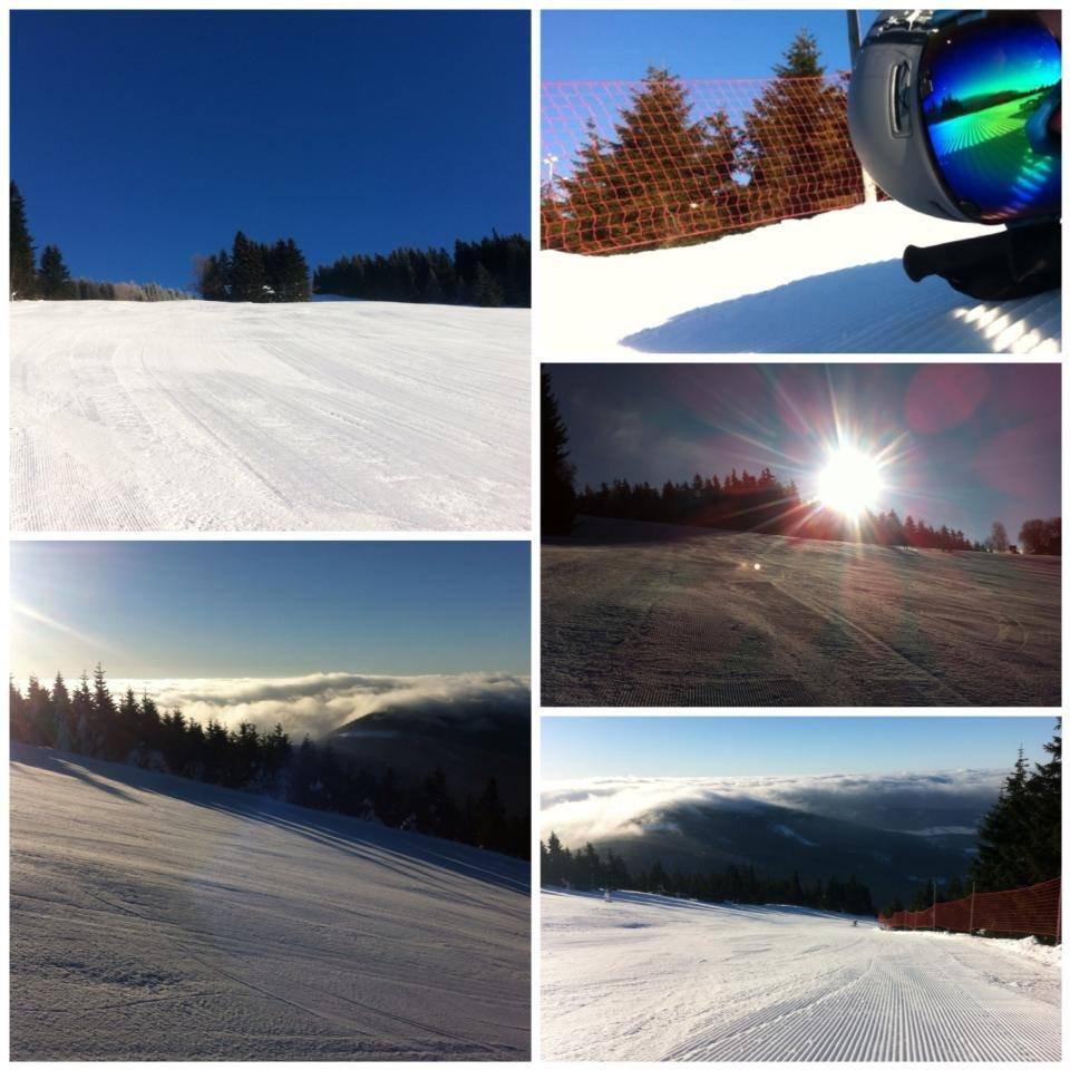 Rokytnice nad Jizerou - slunečné svahy jsou příležitostí pro všechny prázdninující lyžaře - © Facebook Rokytnice nad Jizerou