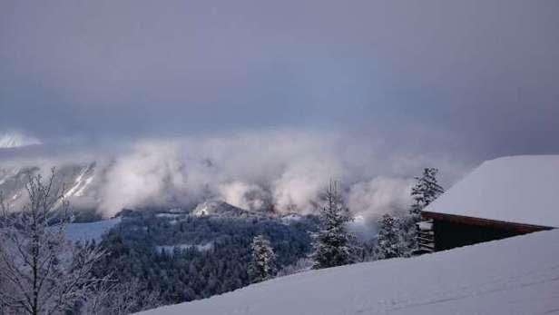 avalanche de nuages