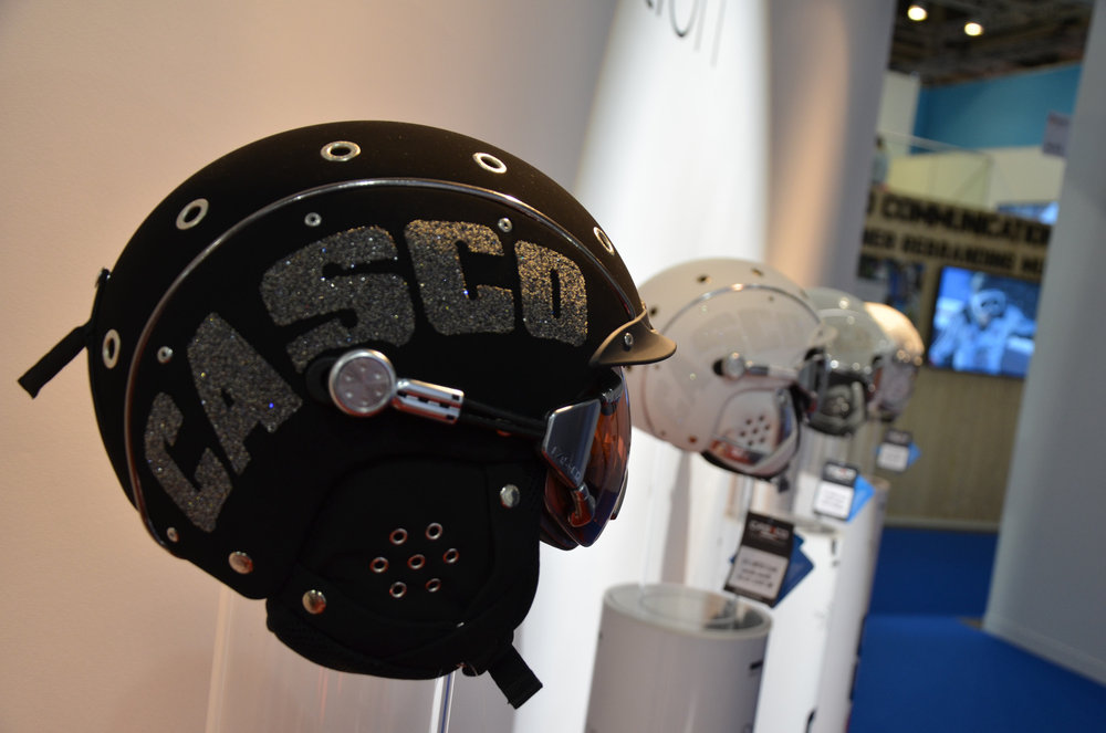 Casco - Anteprima attrezzature ISPO 2015