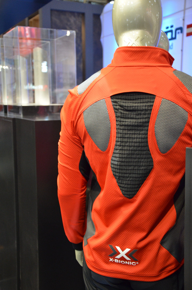 ISPO 2015 - X-Bionic - © Skiinfo