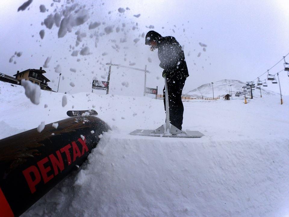 Prato Nevoso, 06.02.2015 - © Snowpark Prato Nevoso (Facebook)