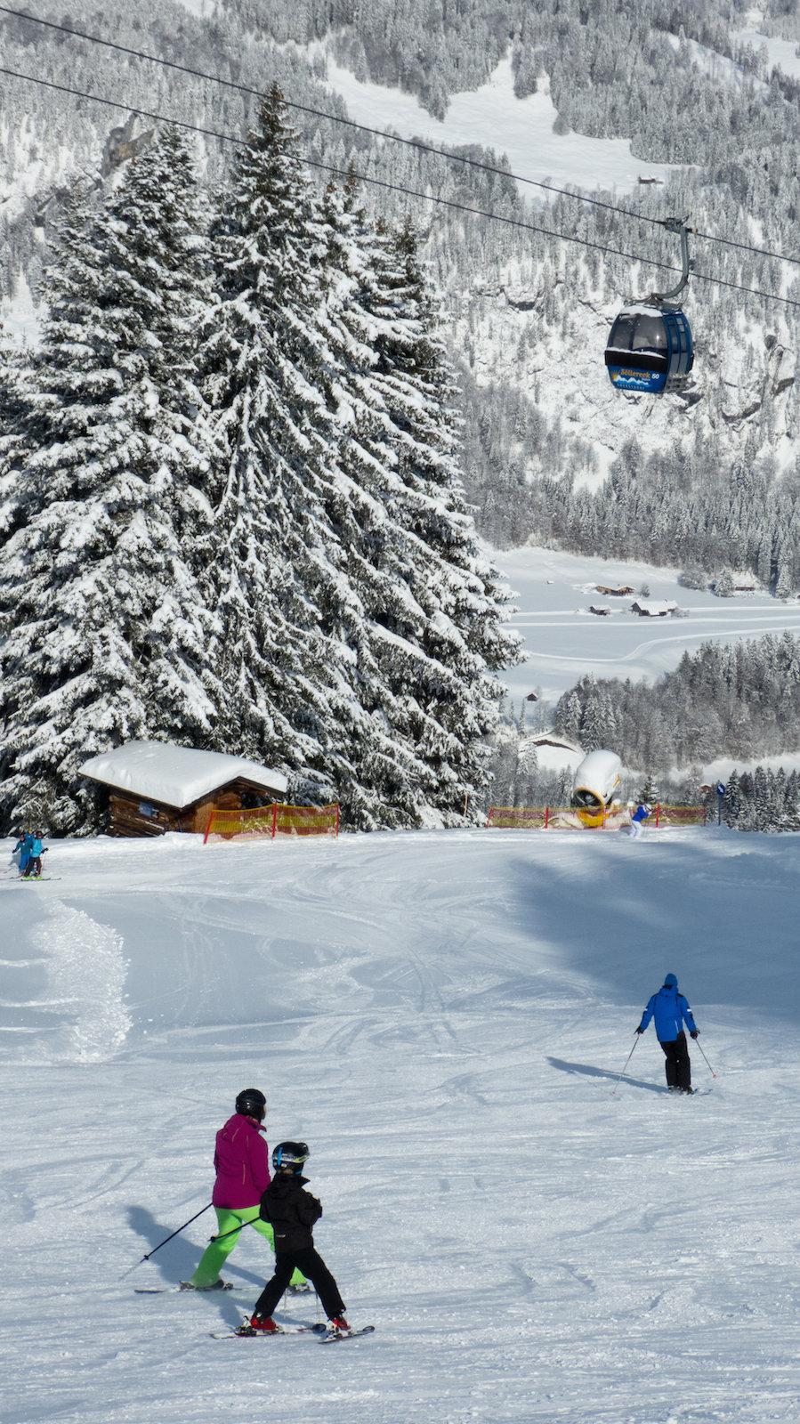 Familienskigebiet Söllereck - © Bergbahnen Oberstdorf/Kleinwalsertal