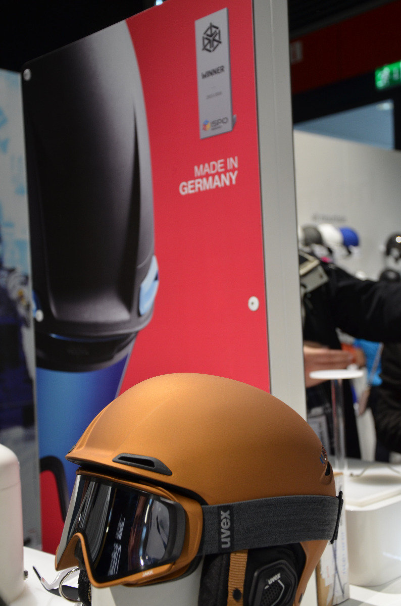 Uvex - Anteprima attrezzature ISPO 2015  - © Skiinfo