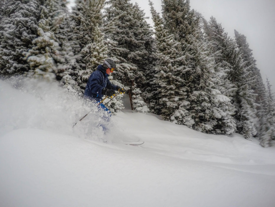 Pow pow trails at Winter Park Resort. - © Winter Park Resort