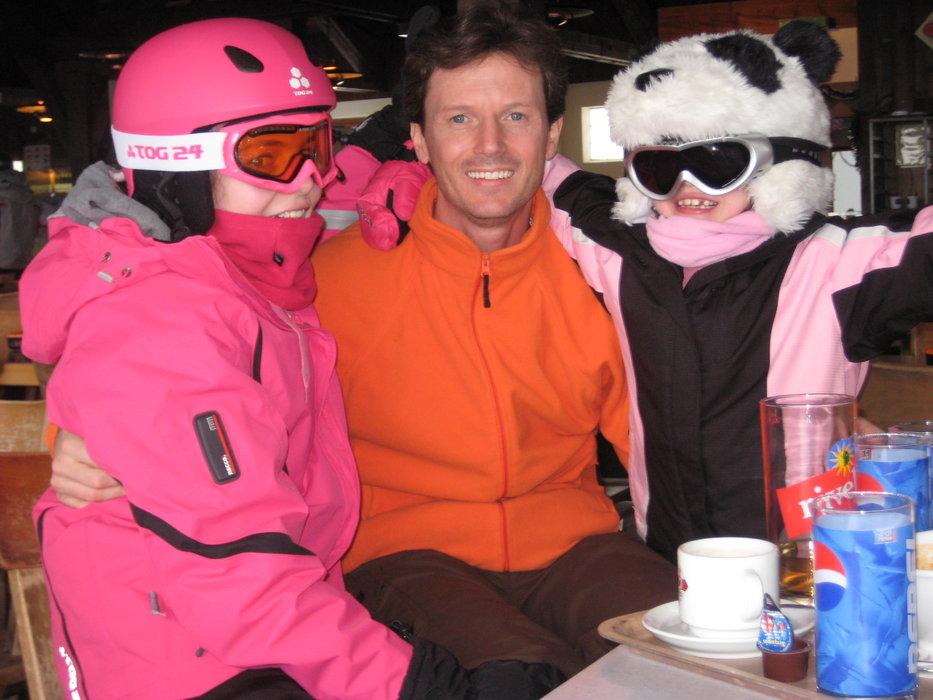 pinky, panda and tangoman - © sowerbob @ Skiinfo Lounge