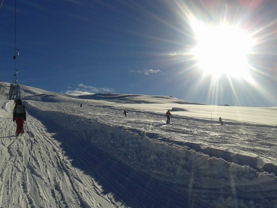 Artesina - 22 Febbraio 2015 - © Artesina Mondolè Ski Facebook
