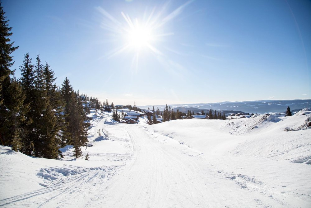 Early easter? - ©Hafjell