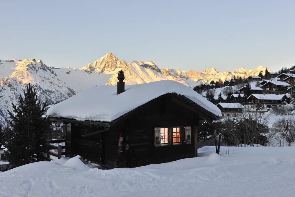 Ein Skiurlaub wie aus dem Märchenbuch - © Philipp Gattlen - Moosalpregion