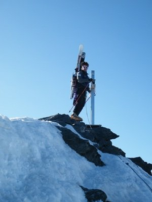 Summit   Dom - ©Dre   dom2ski @ Skiinfo Lounge