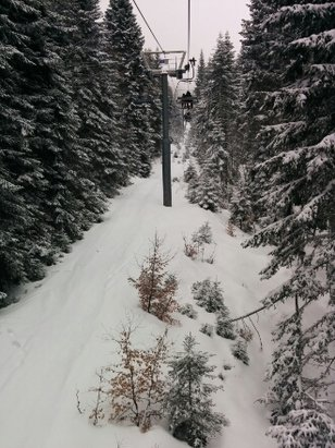 Pamporovo - perfect for snow boarding - © mule.manning