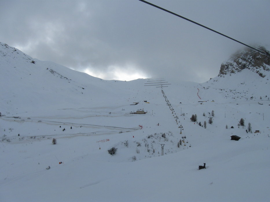 Passo Fedaia - Marmolada - ©AleBoard @ Skiinfo Lounge