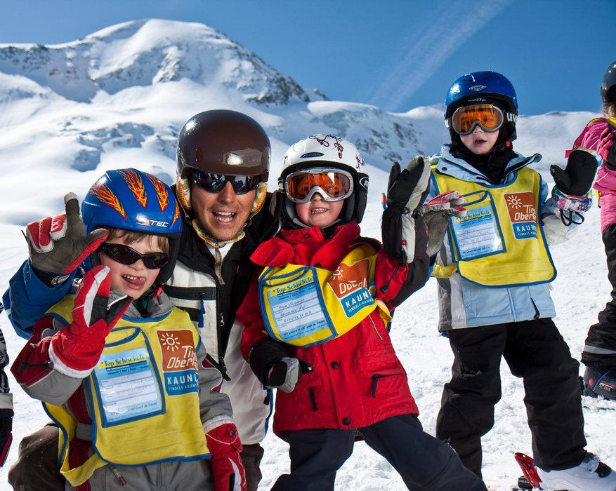 Kaunertaler Skischule - © Daniel Zangerl