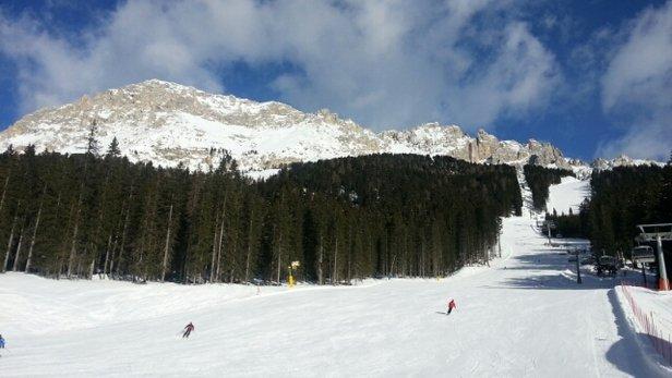 Obereggen - Pampeago - Predazzo - [! skireport_firsthandpost_pagetitle ] - © frank2k7ge