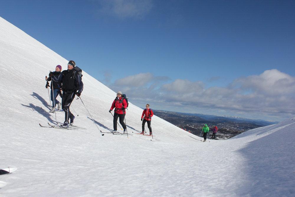 Hallbjønn Alpine Centre - © Torleiv D. Haukenes | 2rleiv @ Skiinfo Lounge