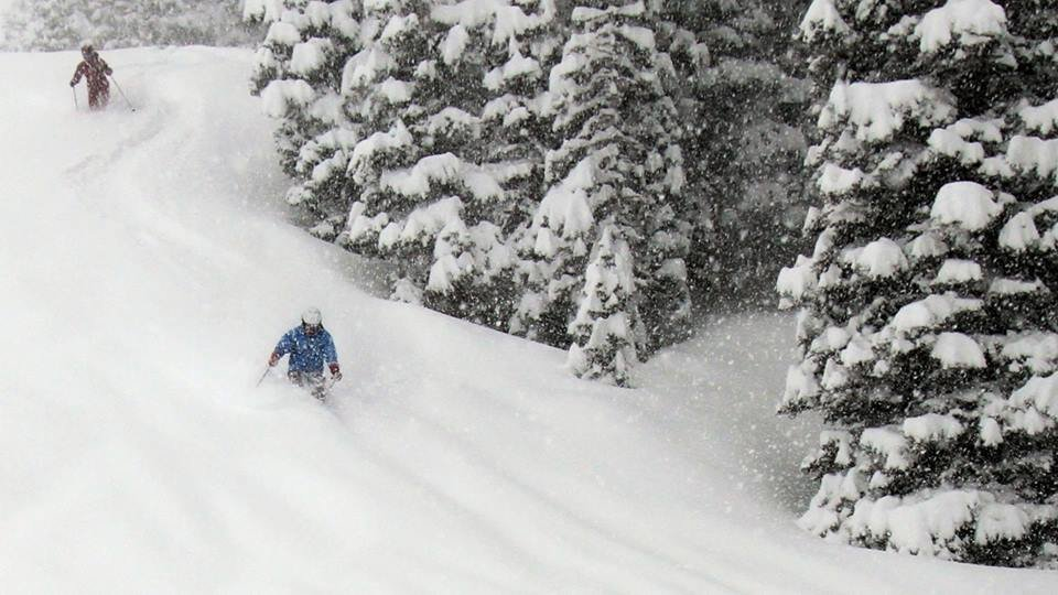 "Purgatory at Durango Mountain Resort received 21"" of fresh. - © Durango"