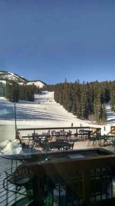 Crested Butte Mountain Resort - Blue sunny skies and groomed up nice! - © Cbskier85