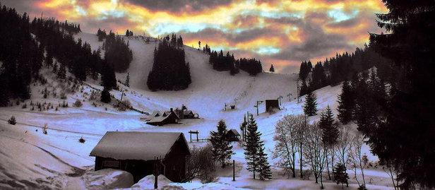 Čertovica / Čertova svadba - Perfektná lyžovačka!  - © iPhone užívate?a TIBQ